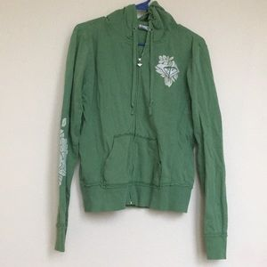 Green Roxy Jacket